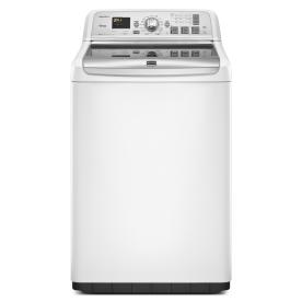 Maytag Bravos 4.6 cu ft High-Efficiency Top-Load Washer (White) ENERGY STAR