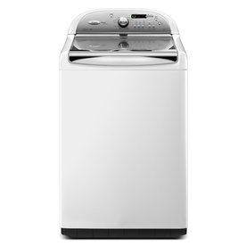 Whirlpool Cabrio Platinum 4.6 cu ft High-Efficiency Top-Load Washer (White) ENERGY STAR