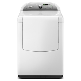 Whirlpool Cabrio Platinum 7.6 cu ft Electric Dryer (White)
