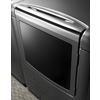 Whirlpool Cabrio 7.6-cu ft Electric Dryer with Steam Cycle (Chrome)