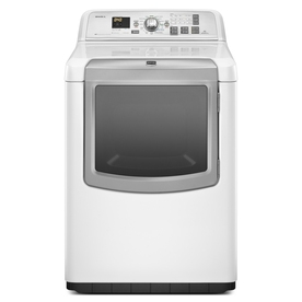Maytag 7.3 cu ft Electric Dryer (White)