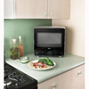 Whirlpool 0.5-cu ft 750-Watt Countertop Microwave (Silver)
