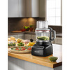 KitchenAid 9-Cup 320-Watt Onyx Black 4-Blade Food Processor