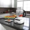 KitchenAid 13-Cup 420-Watt White 5-Blade Food Processor