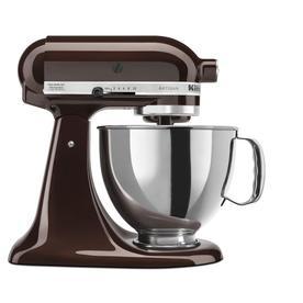 KitchenAid Artisan 5-Quart 10-Speed Espresso Stand Mixer