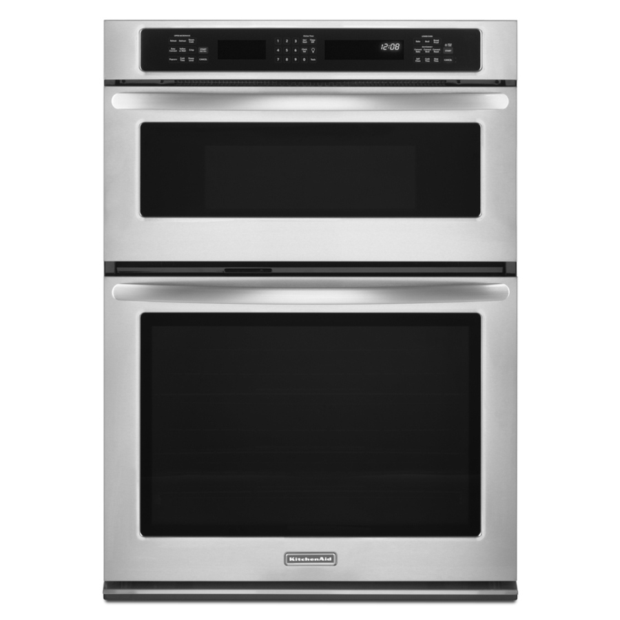 Kitchenaid Vs Bosch Wall Oven ~ stainless steel oven microwave combo lg