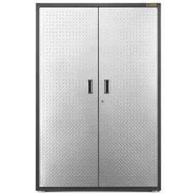 Gladiator 72-in H x 48-in W x 18-in D Metal Garage Cabinet