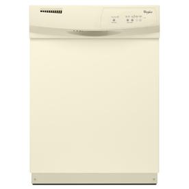 Whirlpool 59-Decibel Built-In Dishwasher (Biscuit) (Common: 24-in; Actual 23.875-in) ENERGY STAR