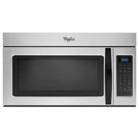 Whirlpool 1.7 cu ft Over-the-Range Microwave (Silver)
