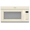 Whirlpool 1.7 cu ft Over-the-Range Microwave (Biscuit)