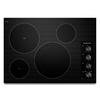 KitchenAid Smooth Surface Electric Cooktop (Black) (Common: 30-in; Actual 30.813-in)