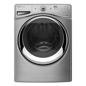 Whirlpool Duet 4.3 cu ft High-Efficiency Front-Load Washer (Stainless Look) ENERGY STAR