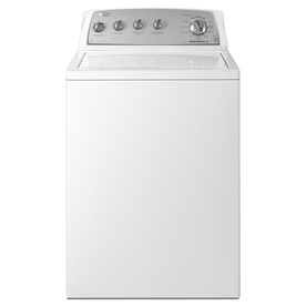 Whirlpool 3.4-cu ft Top-Load Washer (White) ENERGY STAR
