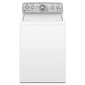 Maytag Centennial 3.4 cu ft High-Efficiency Top-Load Washer (White) ENERGY STAR