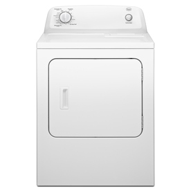 Roper 6.5 cu ft Gas Dryer (White)