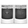 Maytag Maxima XL 7.4-cu ft Stackable Gas Dryer with Steam Cycles (White)