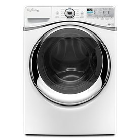 Whirlpool Duet 4.3 cu ft High-Efficiency Front-Load Washer (White) ENERGY STAR