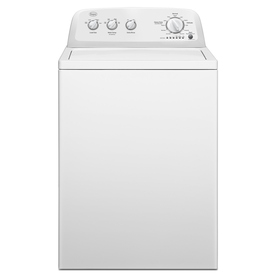 Roper 3.4 cu ft Top-Load Washer (White)