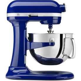 KitchenAid 6-Quart 10-Speed Cobalt Blue Stand Mixer