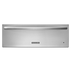 KitchenAid Warming Drawer (Stainless Steel) (Common: 27-in; Actual 26.75-in)