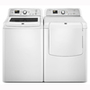 Maytag Bravos XL 7.3-cu ft Gas Dryer with Steam Cycles (White)