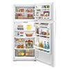 Whirlpool 17.6-cu ft Top-Freezer Refrigerator (White)