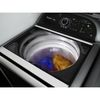 Whirlpool Cabrio 4.8-cu ft High-Efficiency Top-Load Washer (Chrome) ENERGY STAR