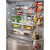 KitchenAid Architect Ii 28.59-cu ft French Door Refrigerator with Single Ice Maker (Monochromatic Stainless Steel) ENERGY STAR