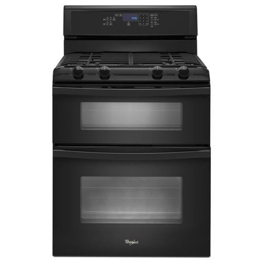 Stoves And Ovens ~ Whirlpool oven black