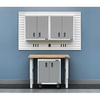 Gladiator 6-Piece Gray Panel Trim
