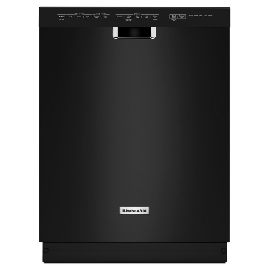 Shop KitchenAid 46-Decibel Built-In Dishwasher With