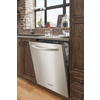 KitchenAid Architect II 46-Decibel Built-In Dishwasher (Stainless Steel) (Common: 24-in; Actual 23.875-in) ENERGY STAR