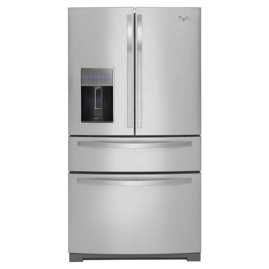 hot water in refrigerator line