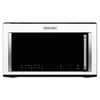 KitchenAid 1.9-cu ft Over-the-Range Convection Microwave with Sensor Cooking Controls (White) (Common: 30-in; Actual: 29.875-in)