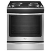 Whirlpool Slide-In Electric Range (Stainless Steel) (Common: 30-in; Actual 29.875-in)