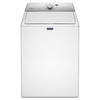 Maytag 4.8-cu ft High-Efficiency Top-Load Washer with Steam Cycle (White) ENERGY STAR