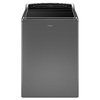 Whirlpool Cabrio 5.3-cu ft High-Efficiency Top-Load Washer with Steam Cycle (Chrome Shadow) ENERGY STAR
