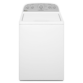 Whirlpool 4.3 Cu Ft High Efficiency Top Load Washer (White)