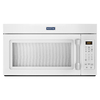 Maytag 1.7-cu ft Over-The-Range Microwave (White) (Common: 30-in; Actual: 29.87-in)