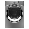 Whirlpool Duet 7.3-cu ft Stackable Electric Dryer with Steam Cycle (Chrome Shadow) ENERGY STAR