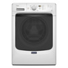 Maytag Maxima 4.2-cu ft Stackable Front-Load Washer (White) ENERGY STAR