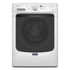 Maytag Maxima 4.5-cu ft High-Efficiency Stackable Stackable Front-Load Washer (White) ENERGY STAR