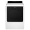 Whirlpool Cabrio 8.8-cu ft Electric Dryer with Steam Cycles (White) ENERGY STAR