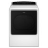 Whirlpool Cabrio 8.8-cu ft Gas Dryer with Steam Cycles (White)
