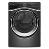 Whirlpool Duet 4.5-cu ft High-Efficiency Stackable Front-Load Washer with Steam Cycle (Black Diamond) ENERGY STAR