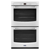 Maytag Self-Cleaning Double Electric Wall Oven (White) (Common: 30-in; Actual: 30-in)