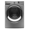 Whirlpool Duet 4.5-cu ft High-Efficiency Stackable Front-Load Washer Steam Cycle (Chrome Shadow) ENERGY STAR