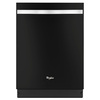 Whirlpool Gold 46-Decibel Built-In Dishwasher (Black Ice) (Common: 24-in; Actual: 23.875-in) ENERGY STAR