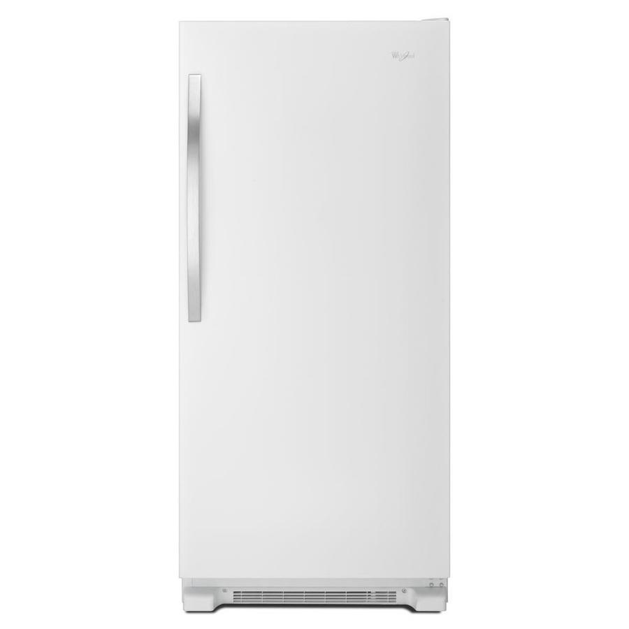 Shop Whirlpool N A 17 7 Cu Ft Freezerless Refrigerator