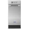 Maytag 15-in Stainless Steel Undercounter Trash Compactor